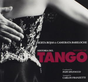 Berta Rojas and Camerata Bariloche- Historia del Tango Classical Guitar Magazine Review