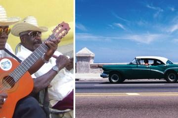 Classical Guitar Cuba Havana Leo Brouwer Rolling Stones Obama Tres Cuba