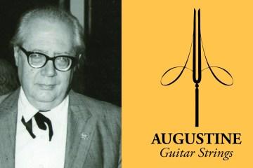 Augustine Guitar Strings Andres Segovia