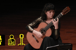 Irini Kulikova Injury Recovery Guitar Focal Dystonia Classical Guitar magazine