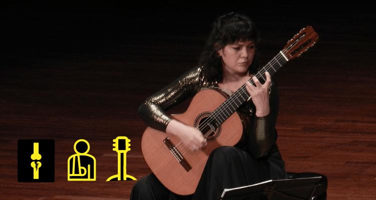 Irini Kulikova Injury Recovery Guitar Focal Dystonia Classical Guitar magazine