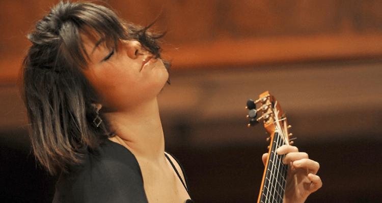 Sabrina Vlaskalic Classical Guitar