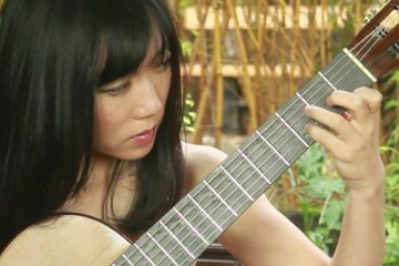 Xufei Yang Luis Bonfa Classical Guitar