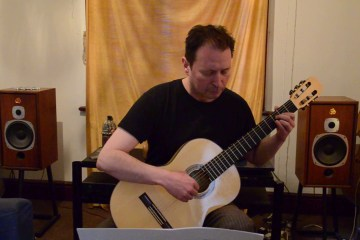 Blue Yates Prelude No. 4 Classical Guitar Music to Play Repertoire