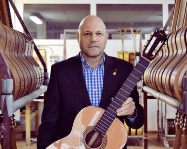 Manuel Rodrigeuz guitars