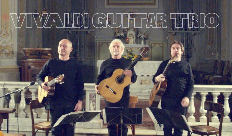 vivaldi guitar trio ensemble classical guitar