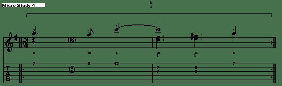 Classical Guitar Antonio Lauro Micro Study 4_v2