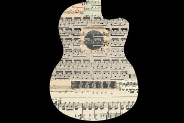 expanding guitar repertoire illustration