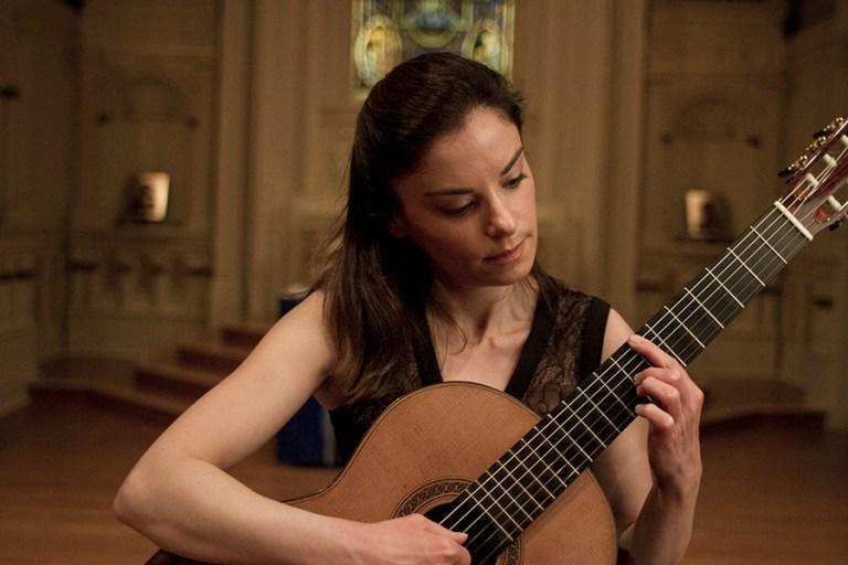 Ana Vidovic Classical Guitar Magazine Joey Lusterman