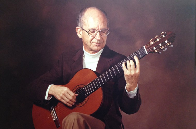 Aaron Shearer: Father of American Classical Guitar Education
