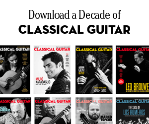 download the classical guitar magazine digital archive