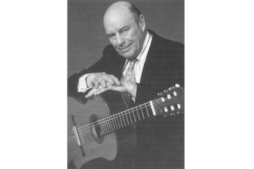 classical guitarist julian bream