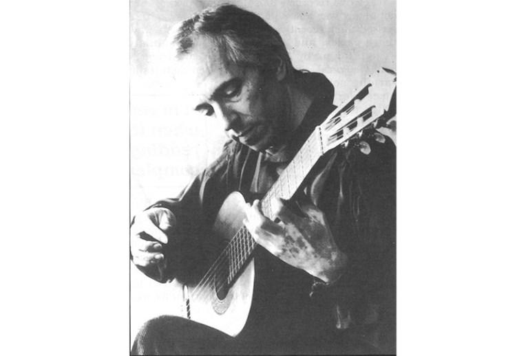 classical guitarist john williams