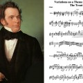 schubert trout variations