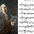 scarlatti painting and sonata e minor classical guitar music