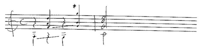 classical guitar forbidden fifths ex 11
