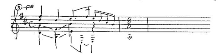 classical guitar forbidden fifths ex 6
