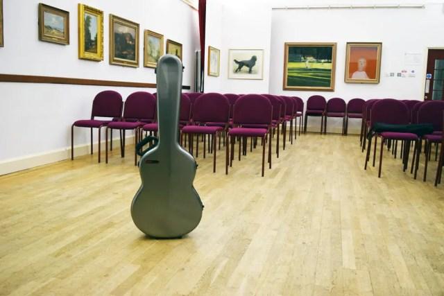 BAM guitar case review