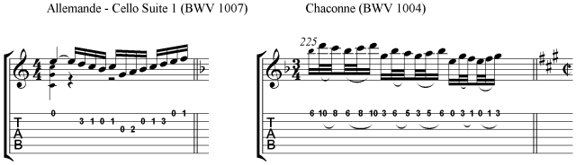 Baroque Pattern 1 & 2
