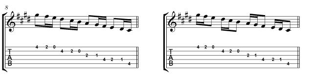Villa Lobos Micro study 1 Gallup rhythms