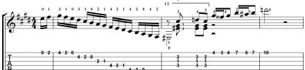 how to play etude no. 7 by Villa-Lobos