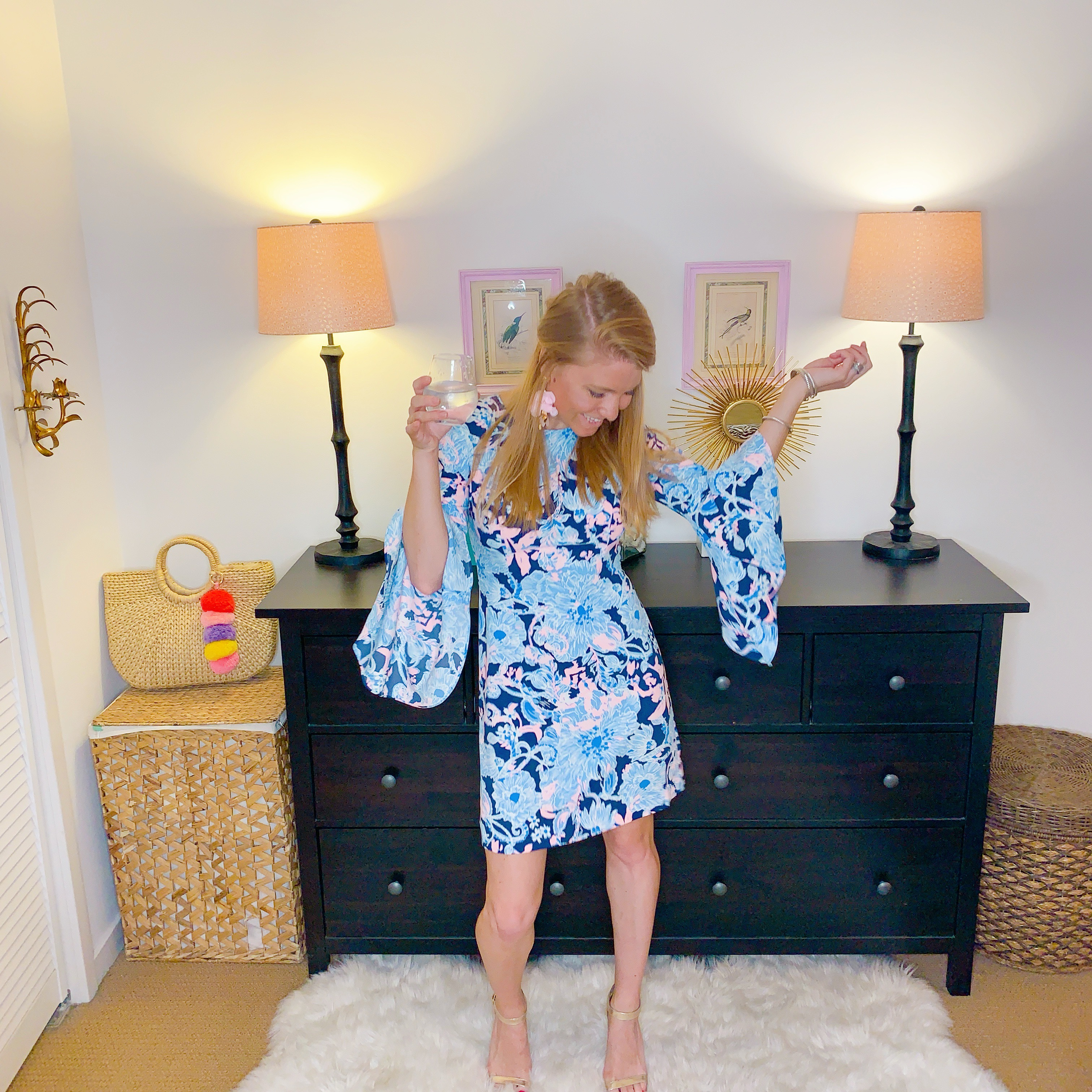 f292b4f9c0a618 Lilly Pulitzer Spring 2019 Try-On – Classically Christe