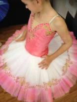 Classical Ballet Tutu - non Stretch - watermelon