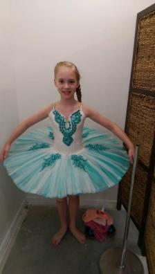 Classical Ballet tutu - stretch tutu -