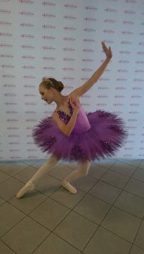 Lilac Stretch Tutu
