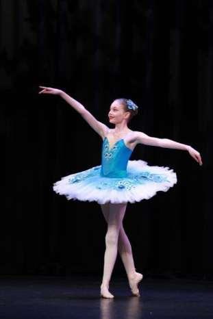 Classical Ballet Tutu - non stretch tutu - turquiose - inner dyed tulle skirt