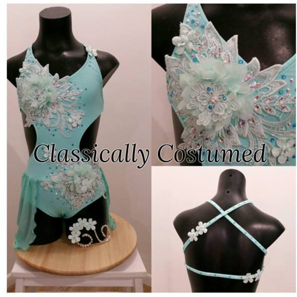 MINT LYRICAL DANCE COSTUME