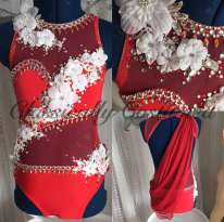 lyrical dance costume for competition