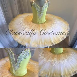 Stretch Classical Ballet Tutu