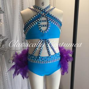 Broadway Jazz Dance Costume