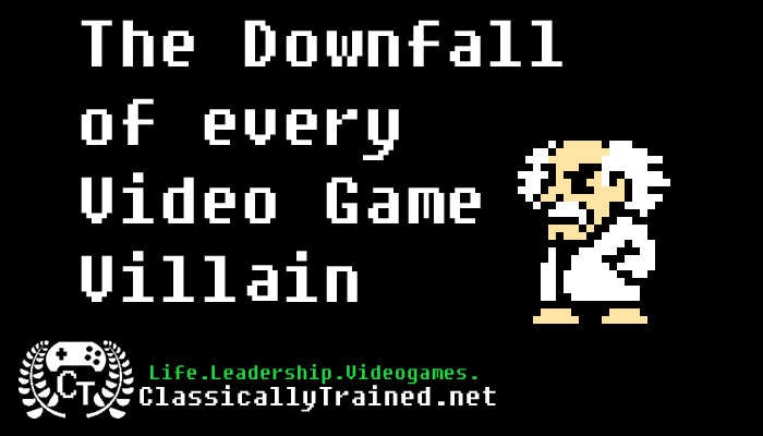 humility video game quote