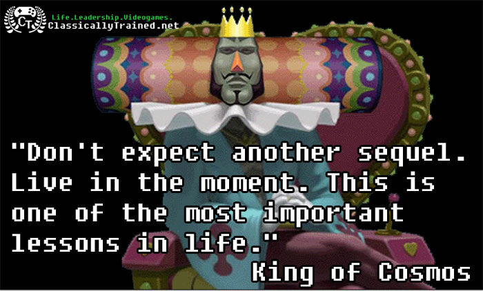 Video Game Quotes: We Love Katamari on Carpe Diem ...