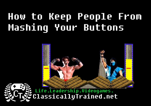 life lesson from video games anger management