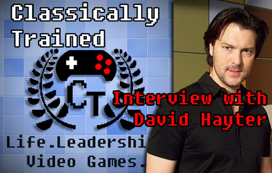 david hayter interview life leadership lessons video games mgs