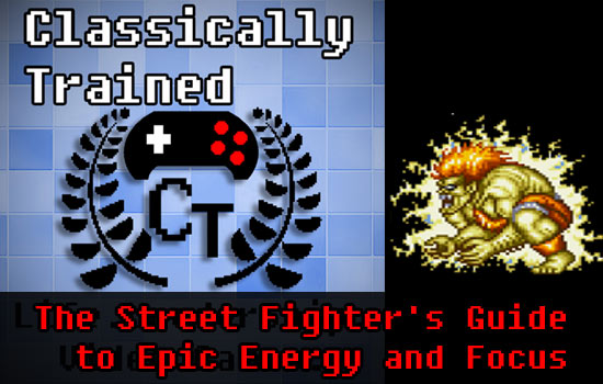 classicallytrained podcast life street fighter