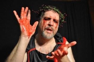 Oedipus Blinded