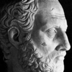 Bust of Thucycdides