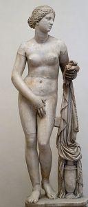 Aphrodite of Knidos - example of High Classical Greek Art