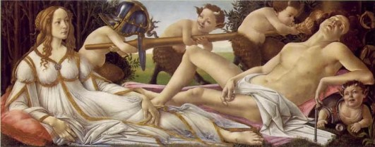 Aphrodite with Ares