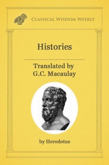 Herodotus Histories - Book II