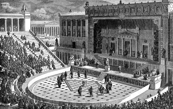 The City Dionysia