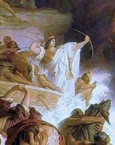 artemisia at the battle of Salamis
