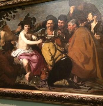Triumph of the Bacchus