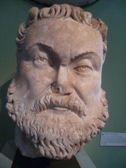 Maximian Bust