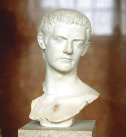 Image result for Roman Emperor Caligula