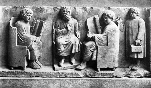 Roman Schooling